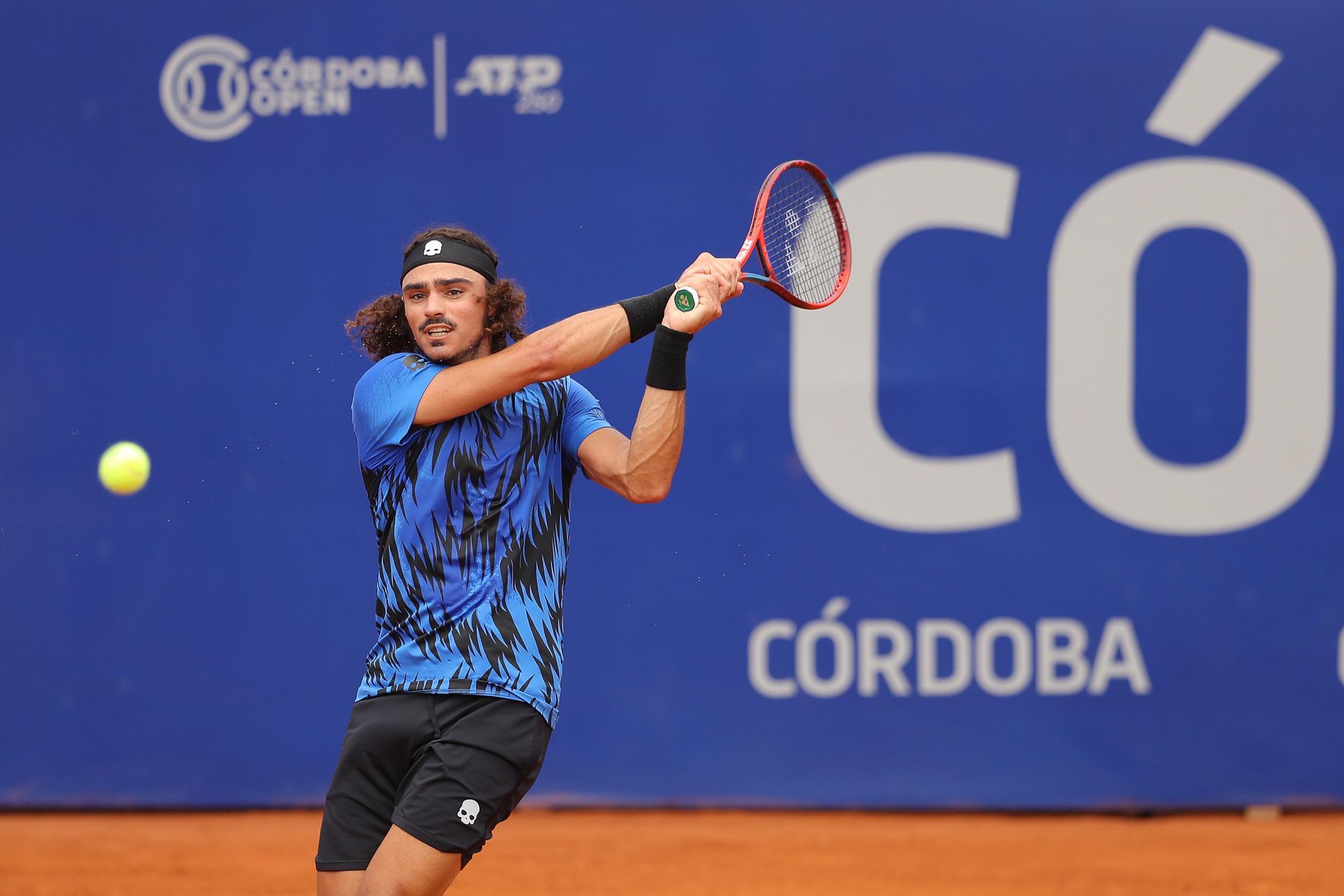 Con protocolos, arrancó la tercera edición del Córdoba Open