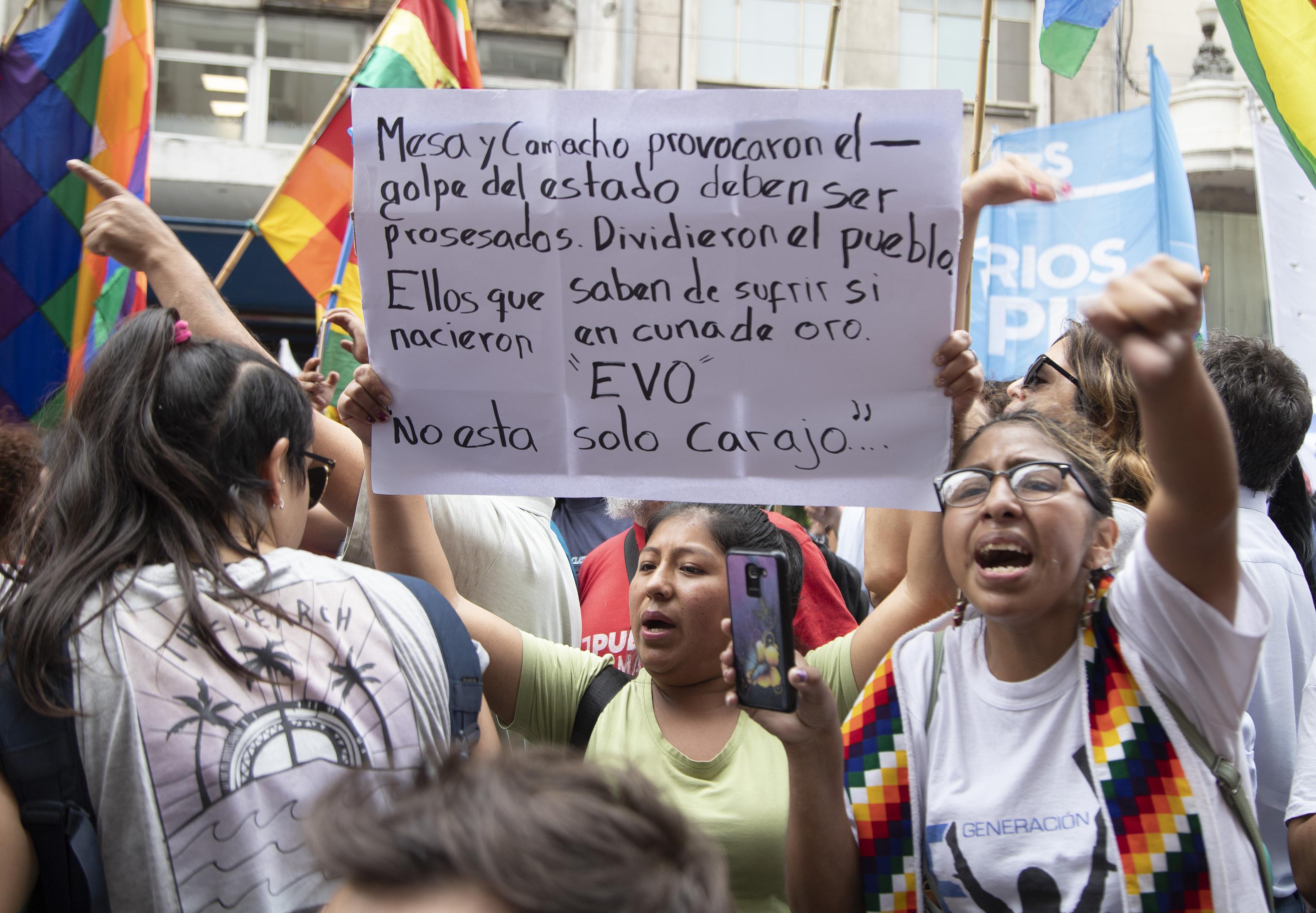 """Bolivia: la OEA pidió """"asegurar"""" la institucionalidad y llamar a elecciones"""