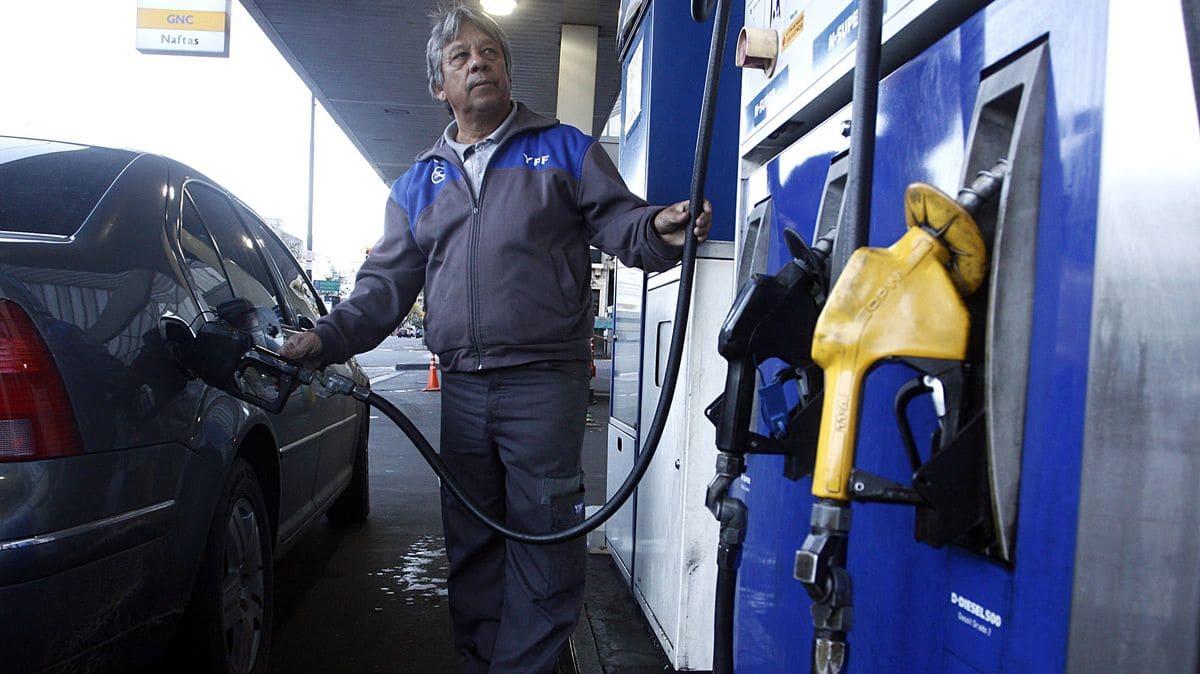 YPF volvió a aumentar las naftas: es la segunda suba en una semana