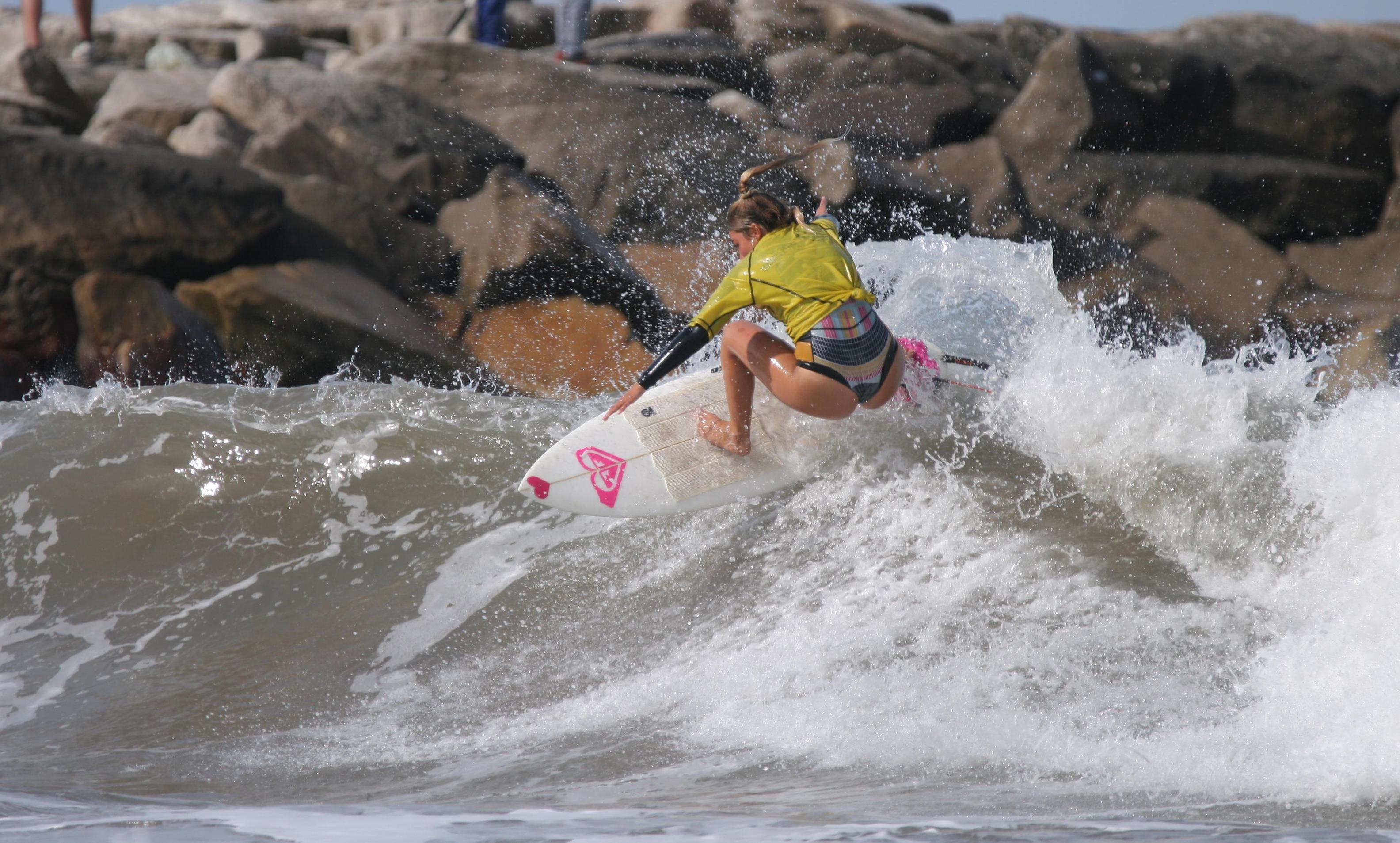 Hay futuro: el equipo de chicos que arrasó en el surf nacional