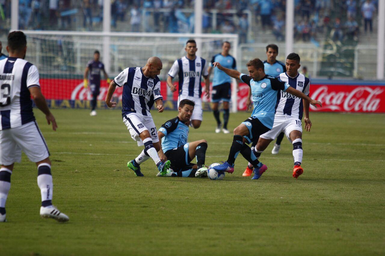 Ya se palpita el clásico Talleres-Belgrano que se juega en el Kempes