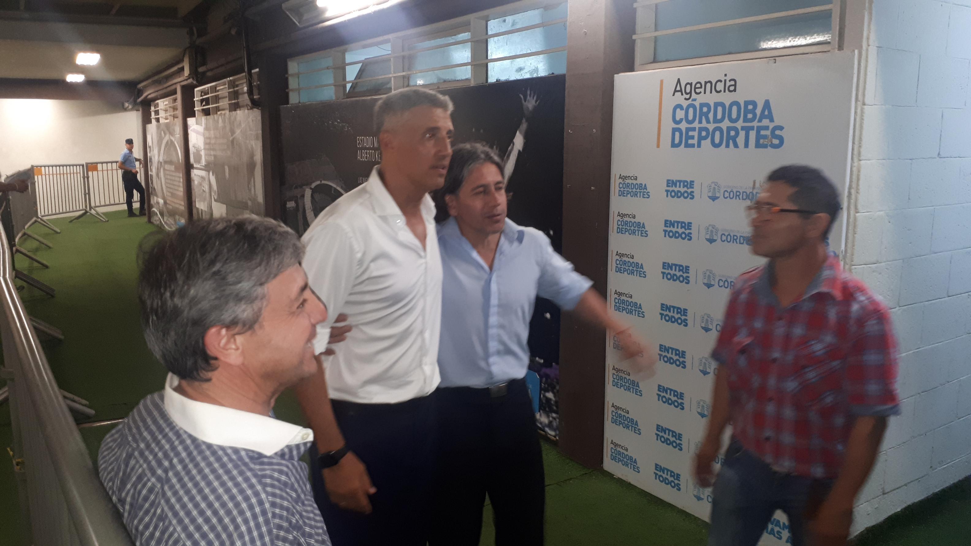 """""""Godoy tiene nivel para jugar en la Selección Argentina"""""""