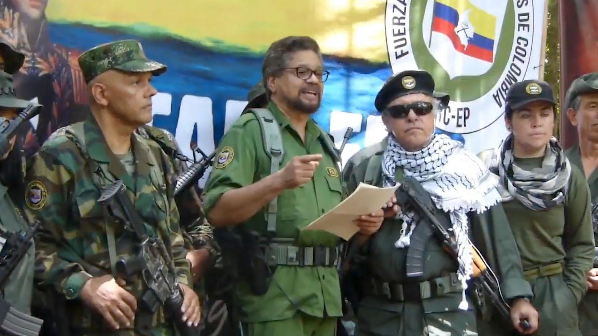 Colombia: las FARC anunciaron que retomarán la lucha armada
