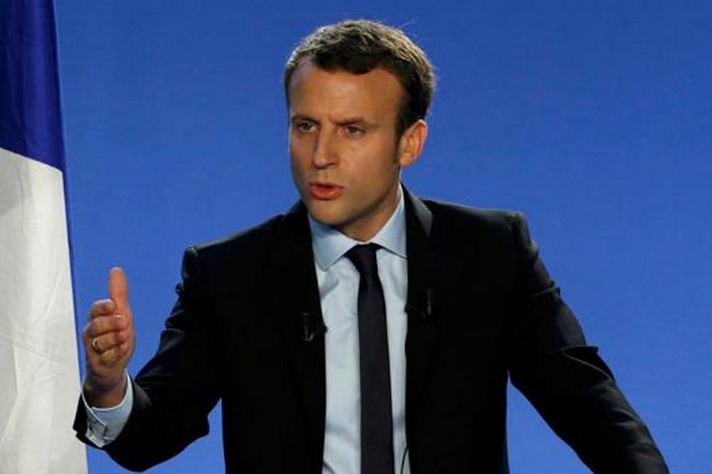 """Macron condenó """"los ataques de ira"""" de Trump tras la Cumbre del G7"""