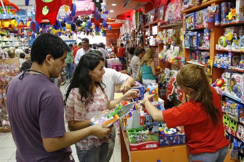 En la provincia, las ventas minoristas tuvieron su menor caída en diciembre