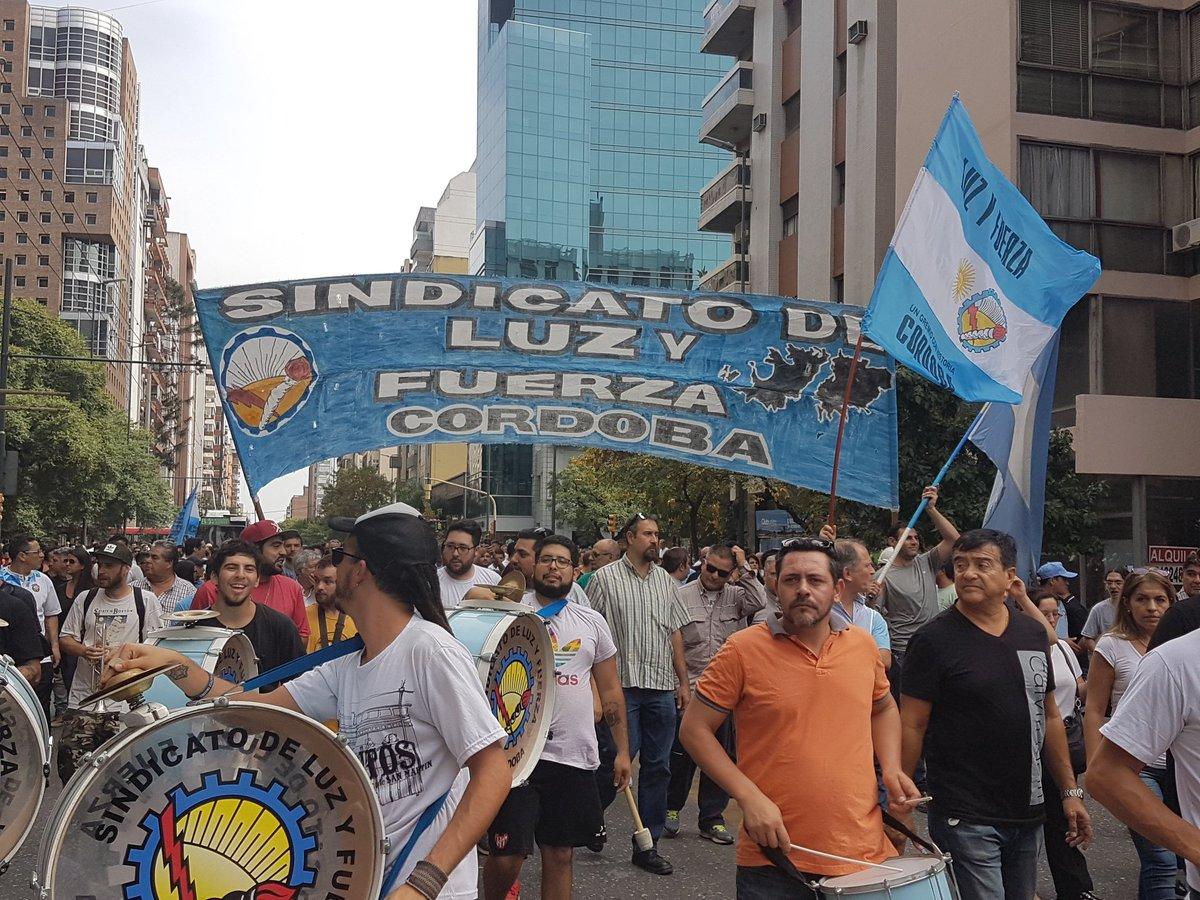 Luz y fuerza realizará una marcha multisectorial en defensa de la Epec