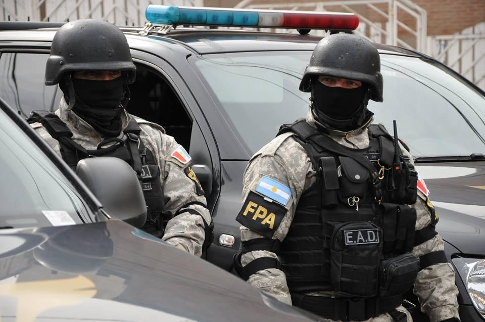 Resultado de imagen para fuerza policial antinarcotráfico cordoba