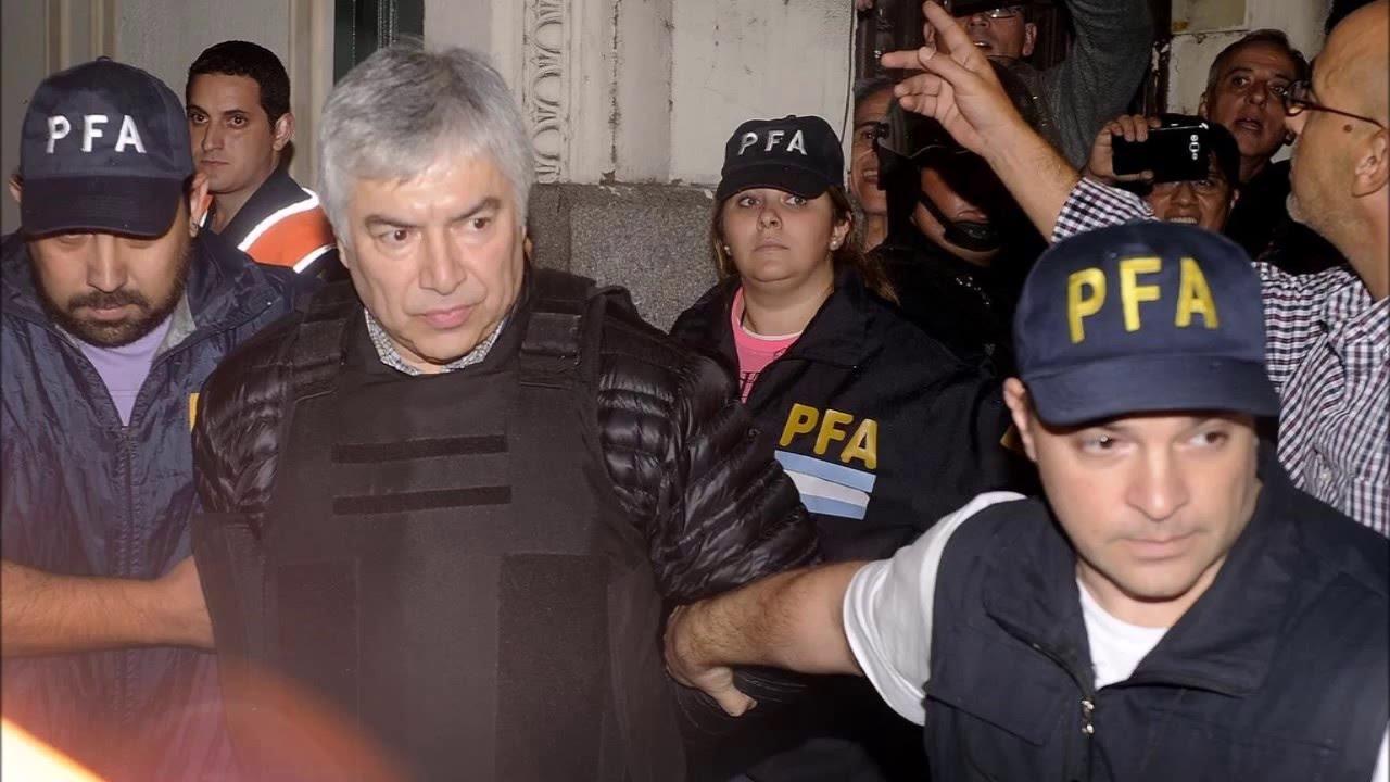 Lazaro Baez preso
