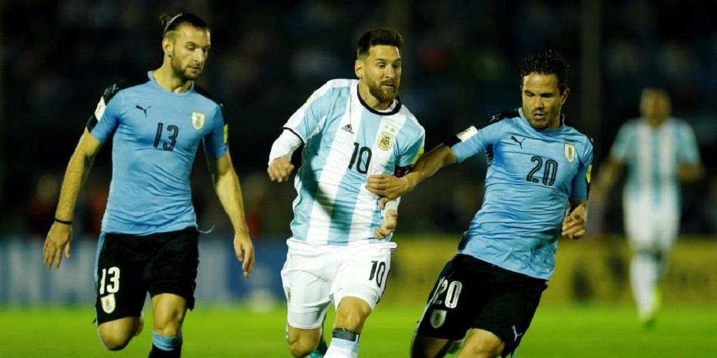 Argentina y Uruguay animan una nueva edición del clásico del Río de la Plata
