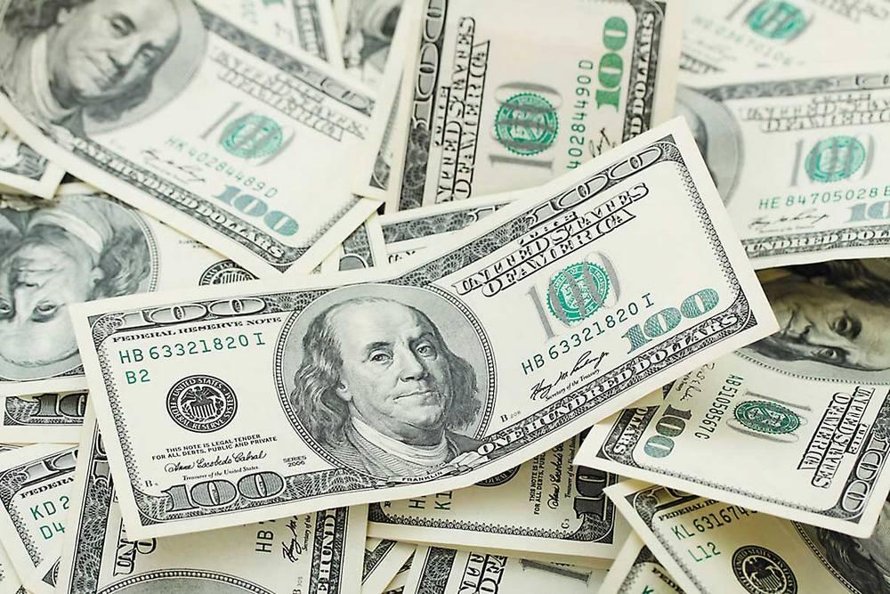 Por cuarto día consecutivo, el dólar aumentó y cerró alrededor de los $28,20