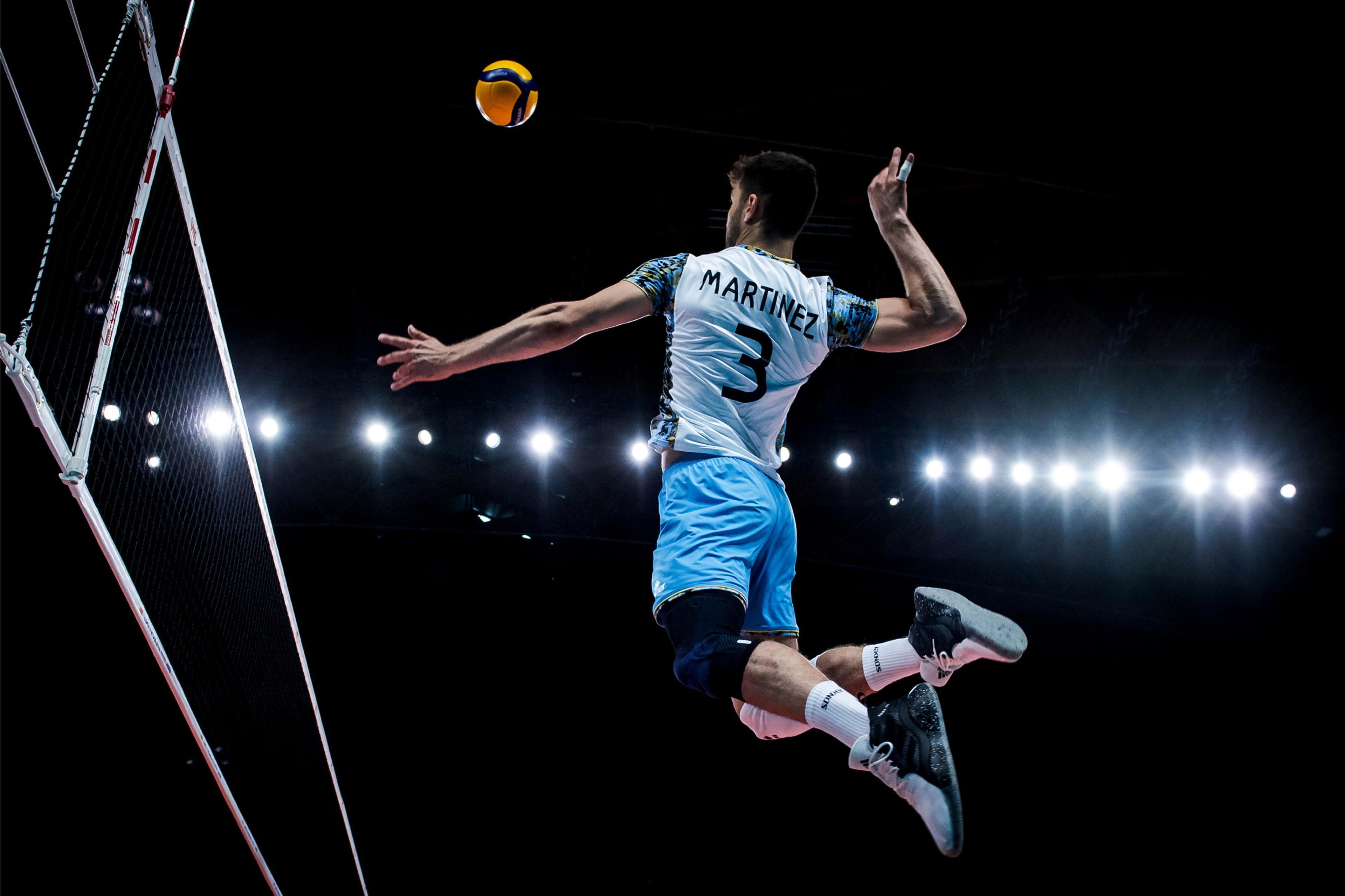 Argentina consiguió su primer triunfo en la Liga de Naciones