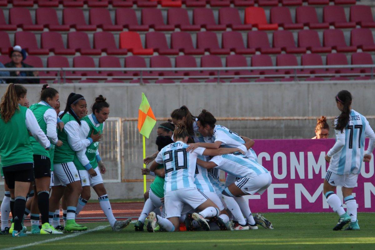 Argentina se postuló para ser sede del Mundial Sub 20 de fútbol femenino
