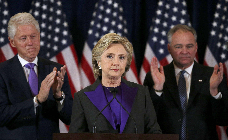 Hallaron una bomba en la casa de Bill y Hillary Clinton
