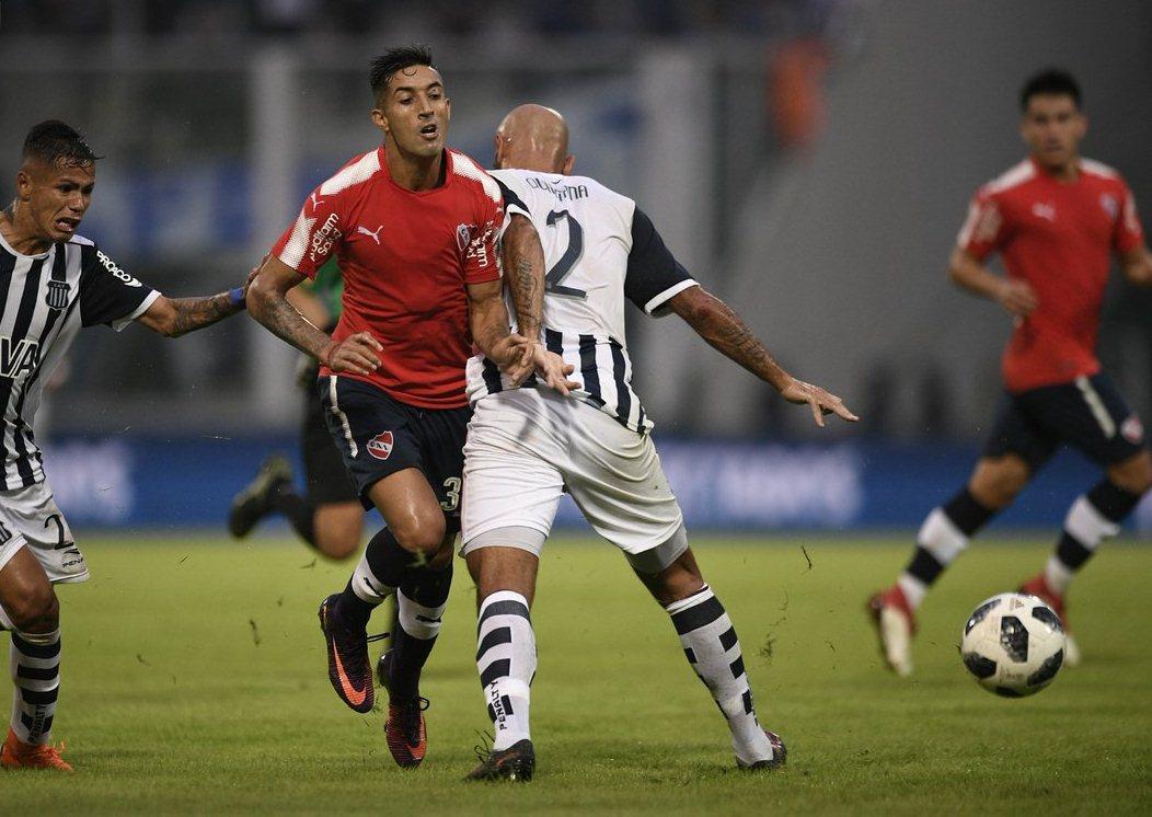 Talleres visita a Independiente, con ilusiones de ser puntero