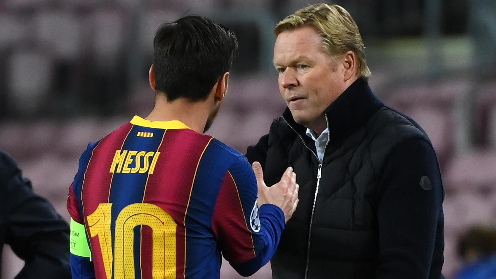 Messi quedó libre por primera vez en su carrera, pero Barcelona no se resigna
