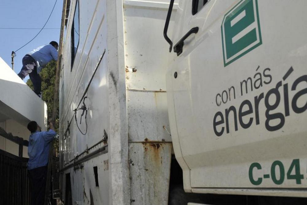 Epec anunció cortes programados para este jueves en la ciudad