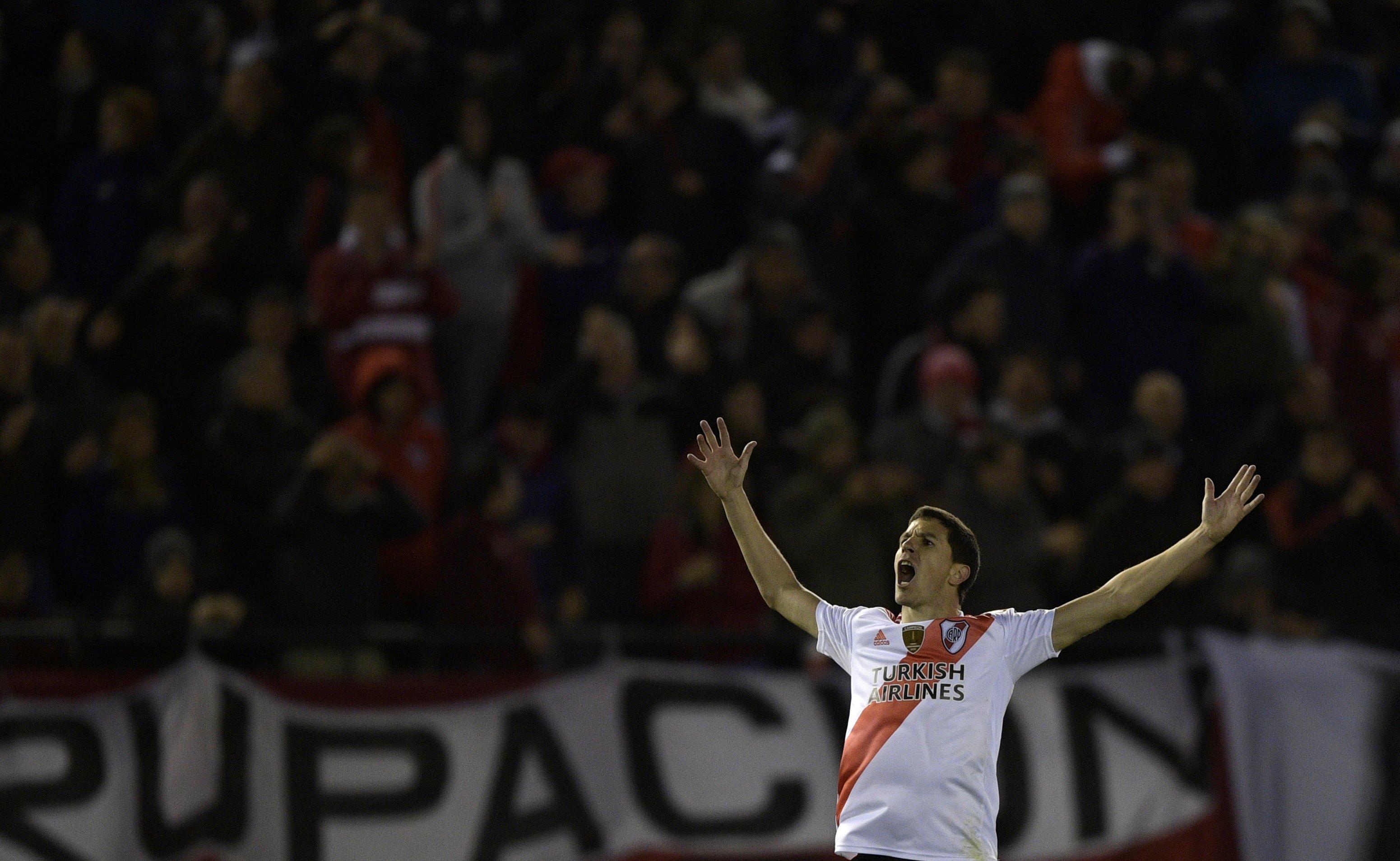 River venció a Boca en la primera semifinal de la Copa Libertadores de América