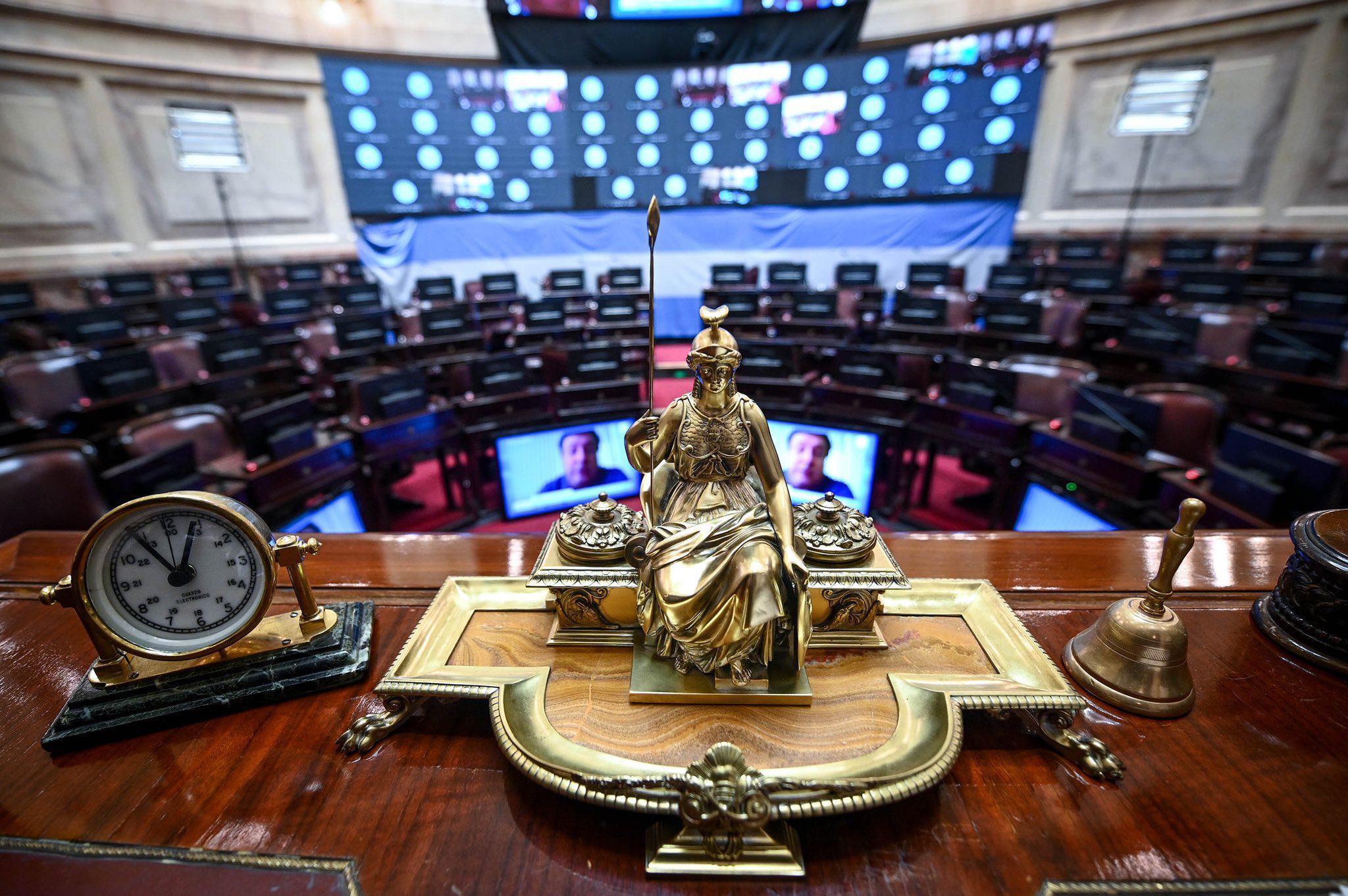 El Senado avanza con la reforma del Ministerio Público
