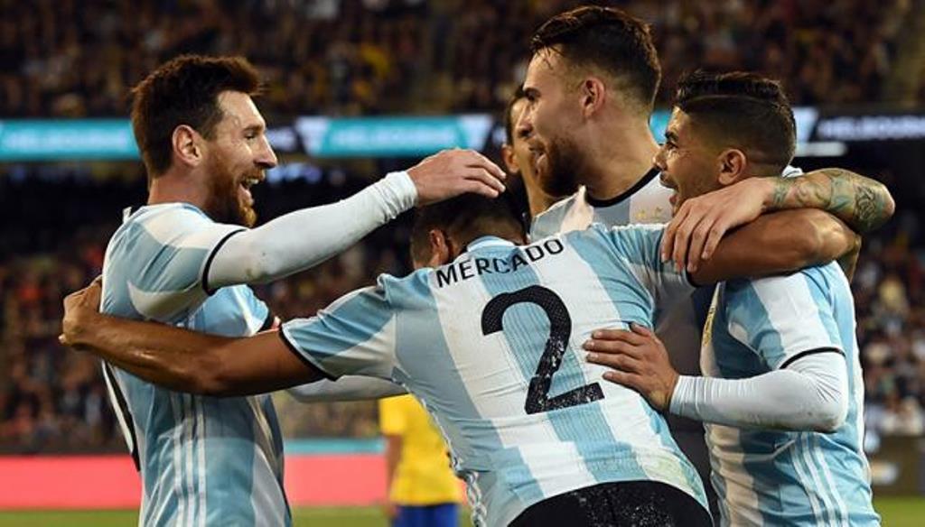 Rusia 2018: los 11 de Argentina que debutarán ante Islandia