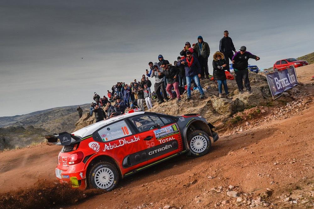 Este martes se presenta la39° edición del Rally Argentina en Carlos Paz