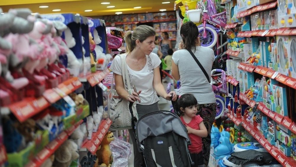 Para Fedecom, la ventas navideñas en la provincia cayeron un 7,8%