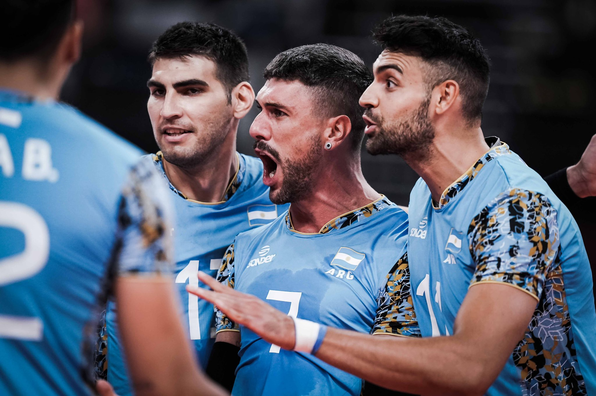 Tokio 2020: Argentina batalló ante Brasil y estuvo cerca de la hazaña