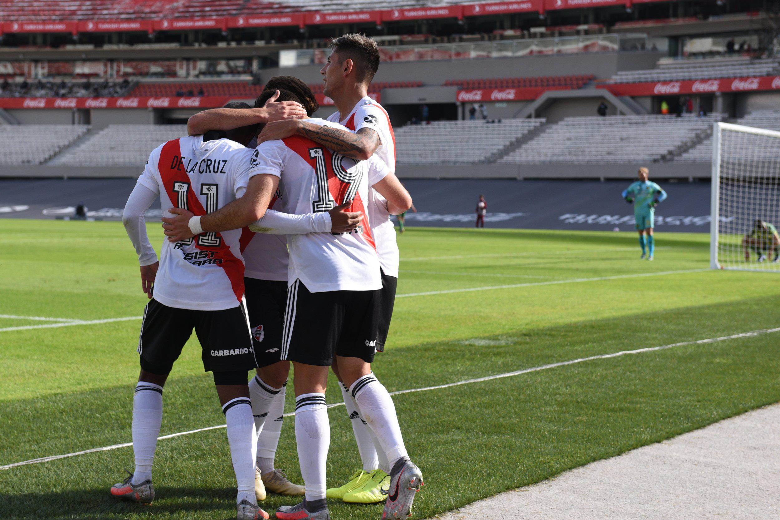 River y Argentinos chocan por los octavos de final de la Libertadores