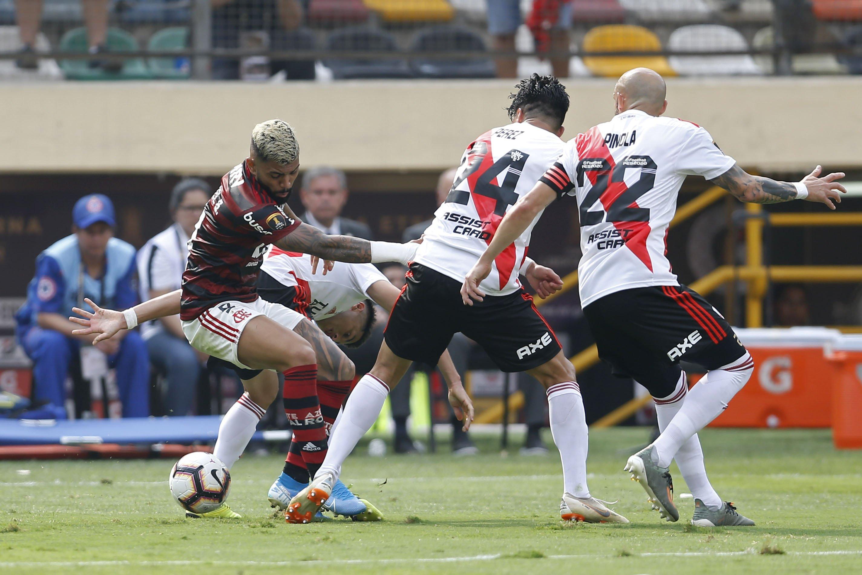 Perdió River y Flamengo es campeón de la Copa Libertadores de América