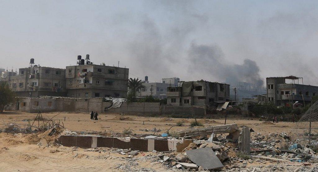 Calma en la Franja de Gaza tras el alto el fuego entre Israel y Hamas