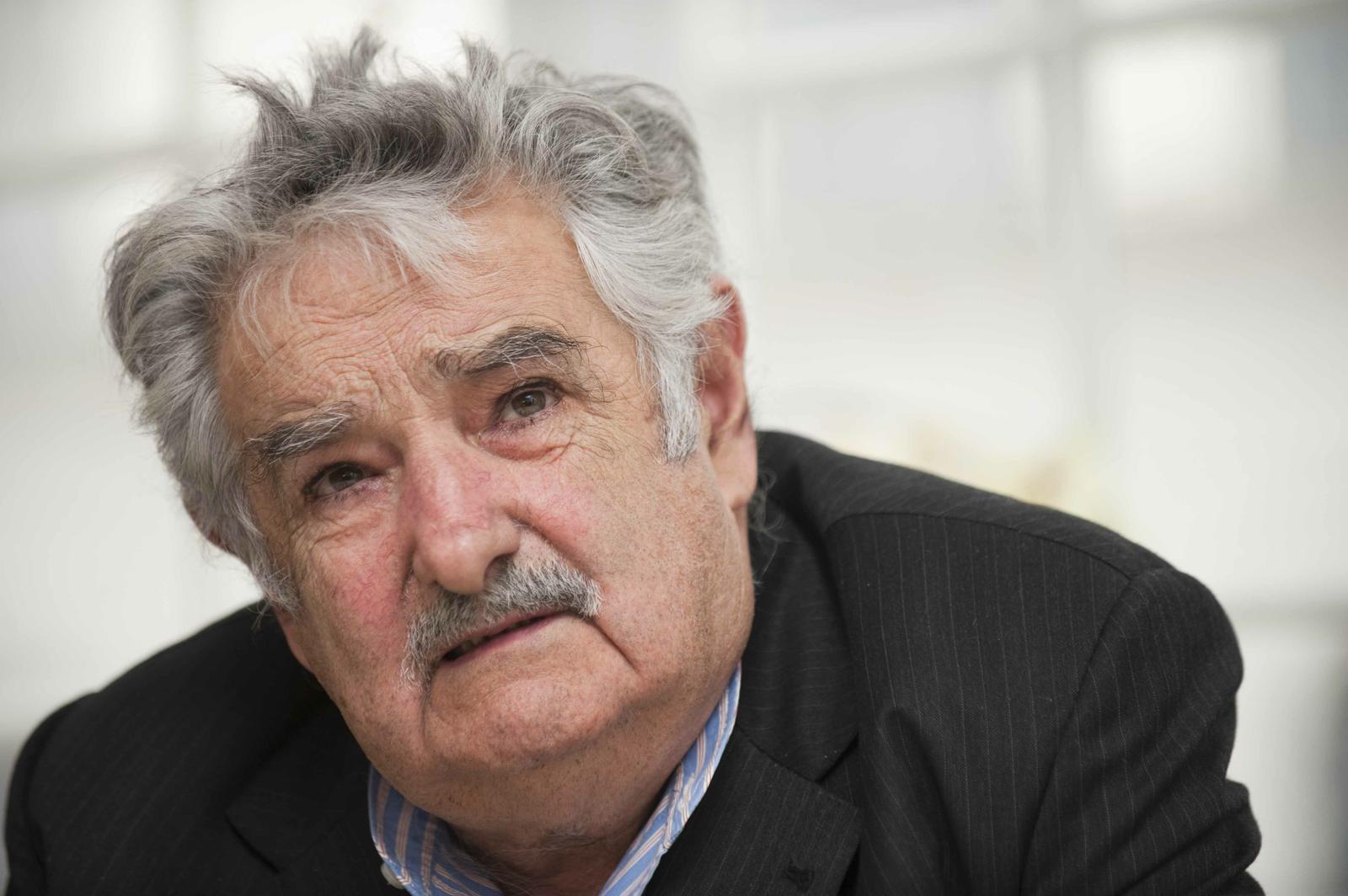 """José """"Pepe"""" Mujica: """"La Argentina está jodida pero no está fundida"""""""