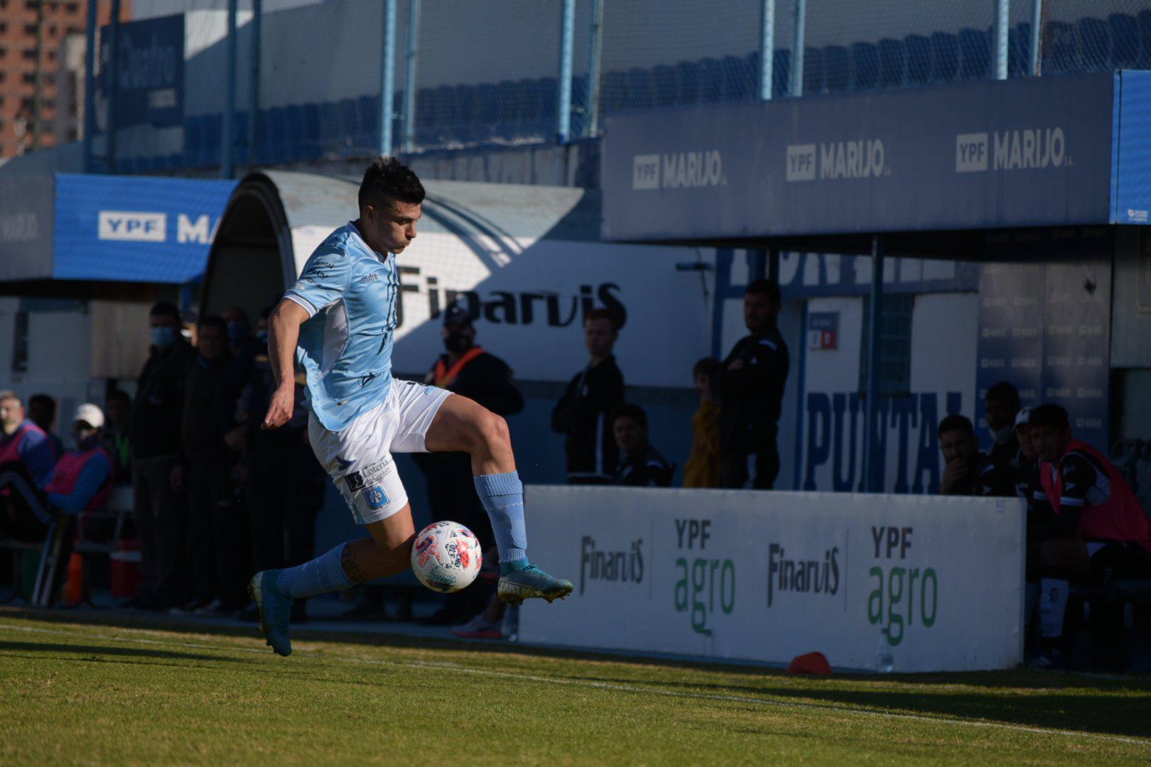 Estudiantes de Río Cuarto empató ante Gimnasia de Mendoza