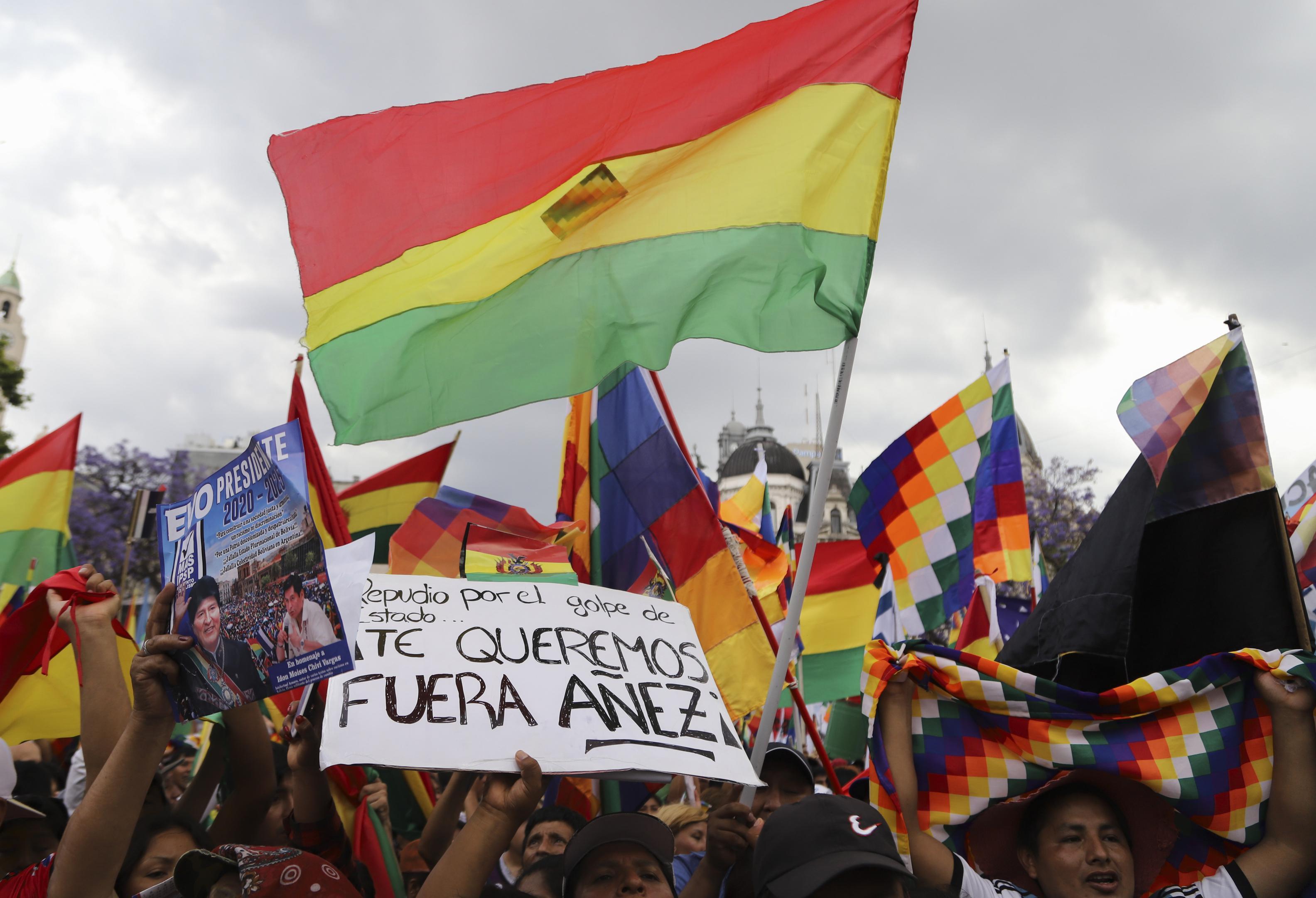 Bolivia: la Unión Europea y la OEA observarán las elecciones en mayo