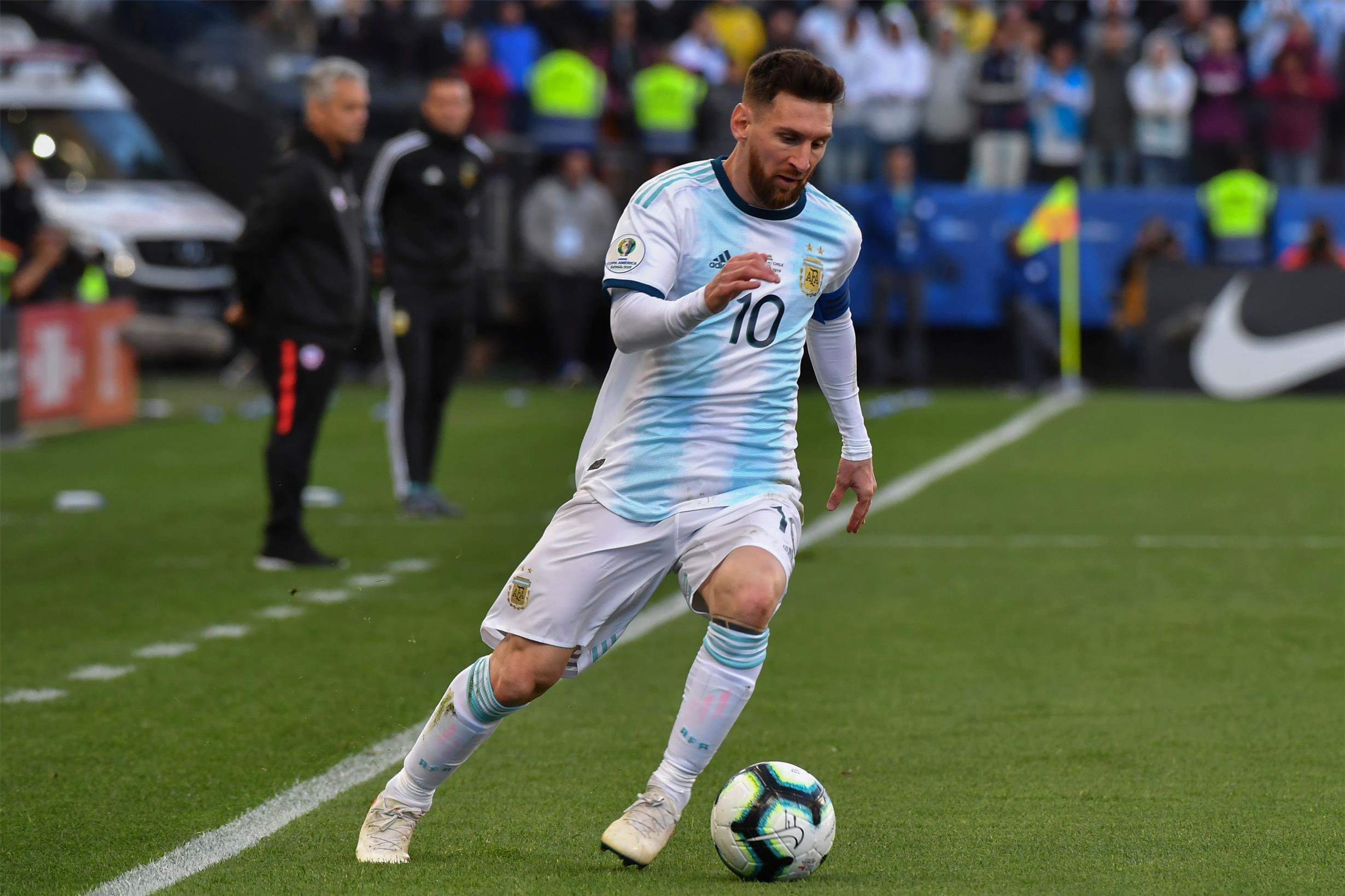 Messi tendría seis meses de sanción y no estaría en el amistoso con Brasil