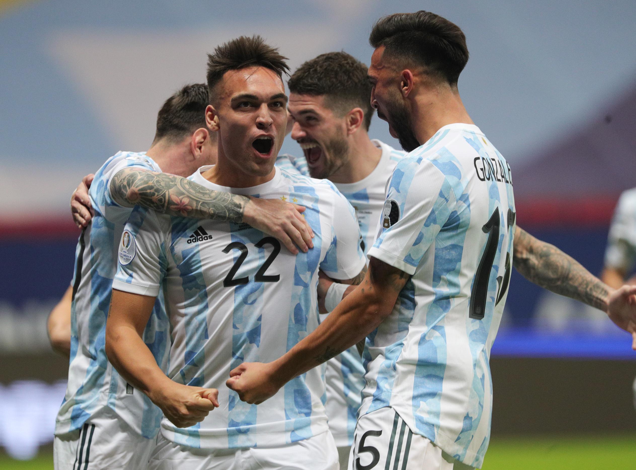 Argentina y Brasil definen al campeón de la Copa América en el Maracaná