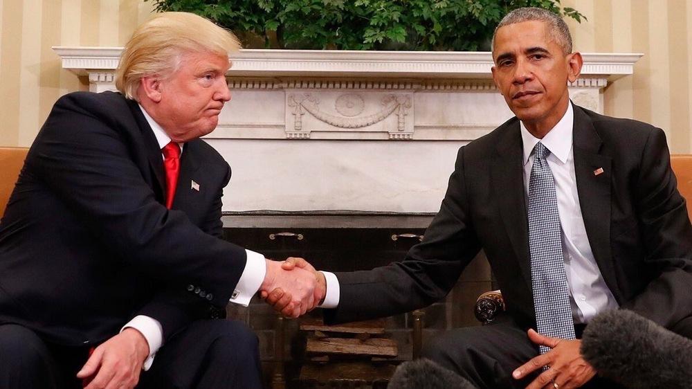 """Obama calificó la política de Trump frente a la pandemia como """"un desastre"""""""