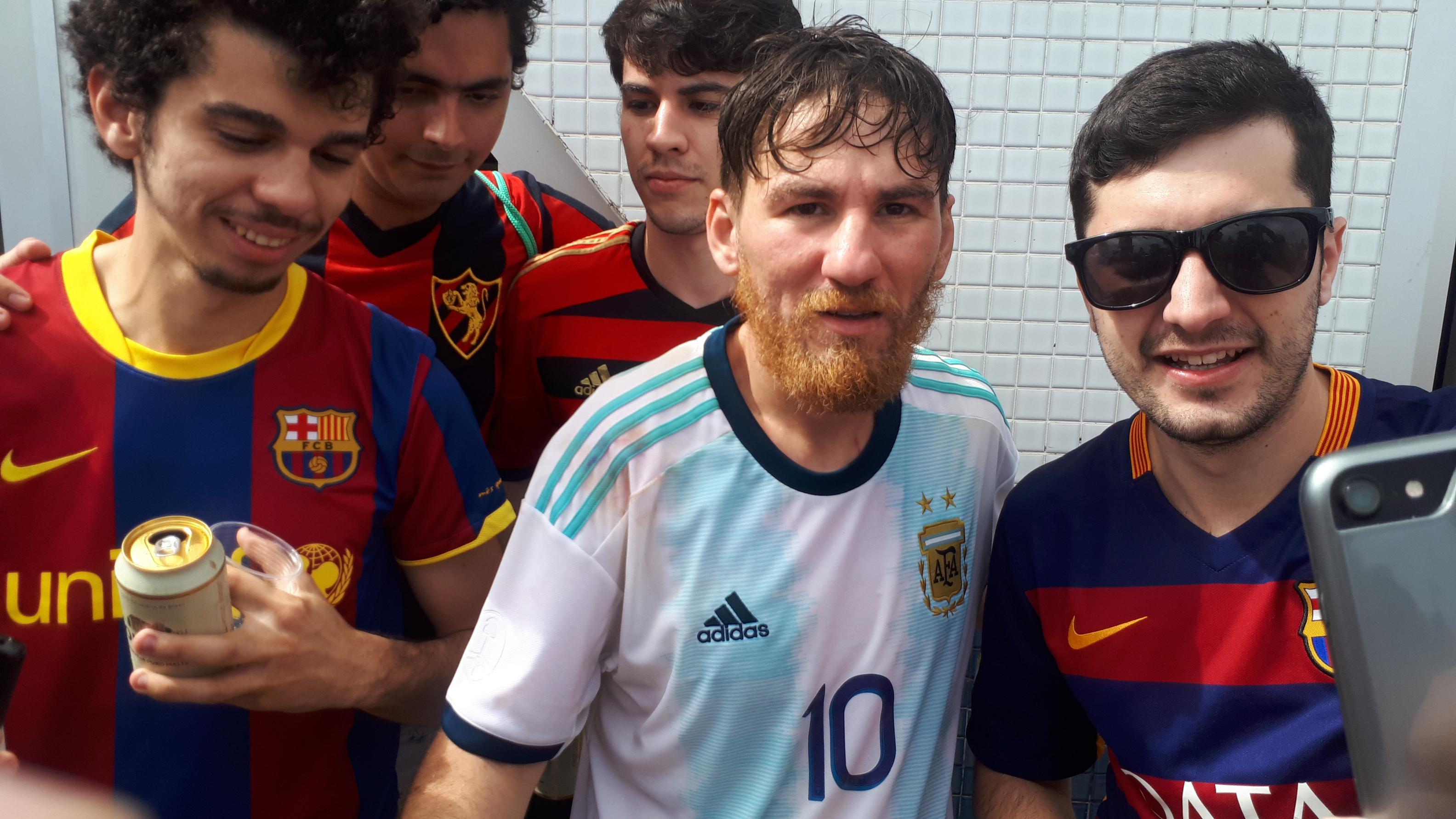 """Copa América: furor por el """"Messi Brasileño"""""""