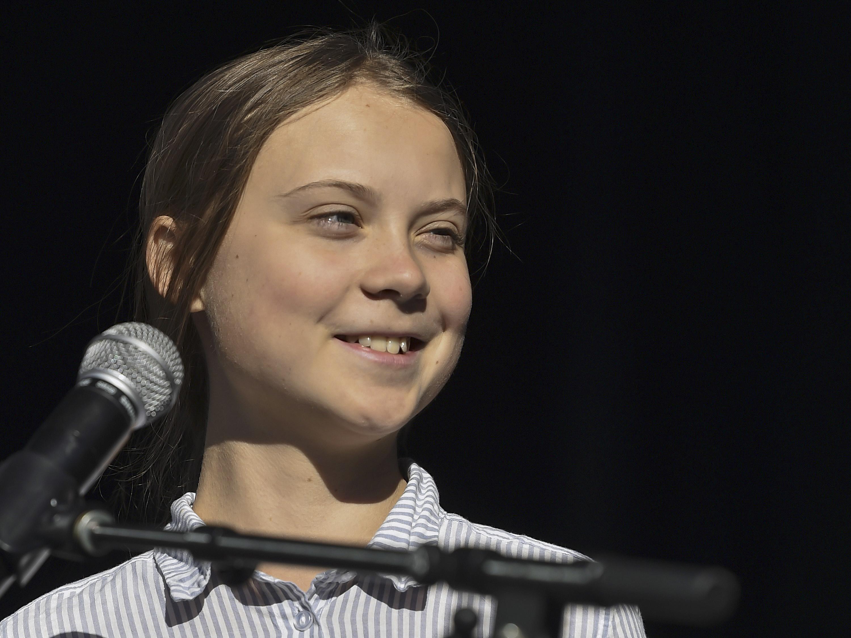 """Greta Thunberg reclamó a los """"países ricos"""" por la emegencia climática"""