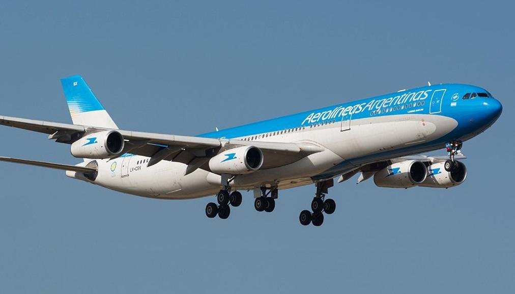 Aerolíneas Argentinas anuncia su próximo vuelo desde Córdoba para agosto