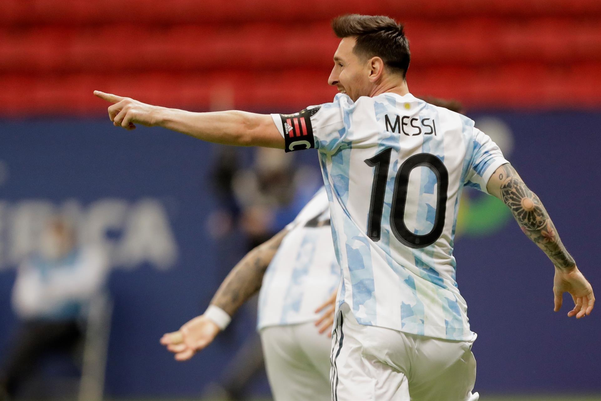 ¿Cuándo es la final entre Brasil y Argentina?