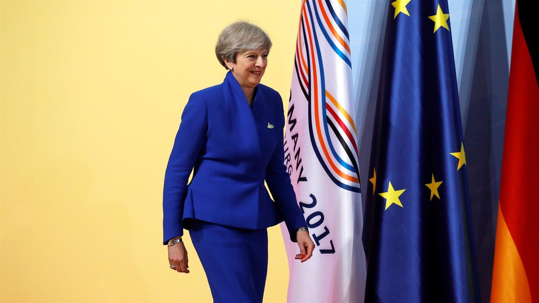 May le pidió a la UE prorrogar el Brexit hasta el 30 de junio