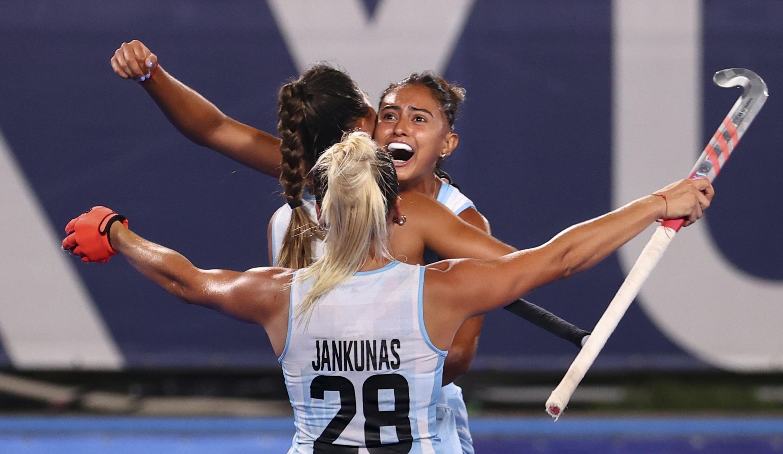 Las Leonas se recuperan con un 3 a 0 ante España en los Juegos Olímpicos