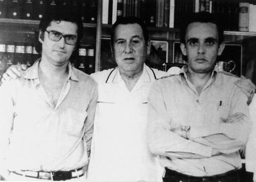 Perón y el colectivo Cine Liberacion