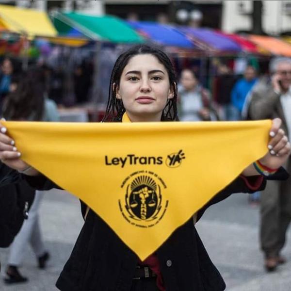 Fracasó en Uruguay la Iniciativa contra la Ley Integral Trans
