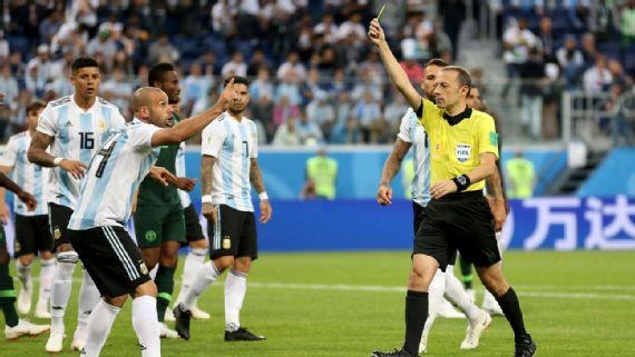 Rusia 2018: Argentina tiene seis amonestados, Messi entre ellos