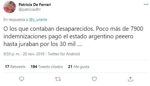 De Ferrari 30 mil