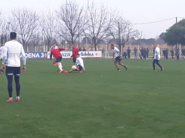 Instituto se prueba en Mendoza para reforzar su rendimiento