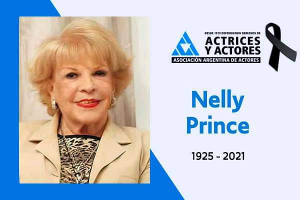 muerte Nelly Prince