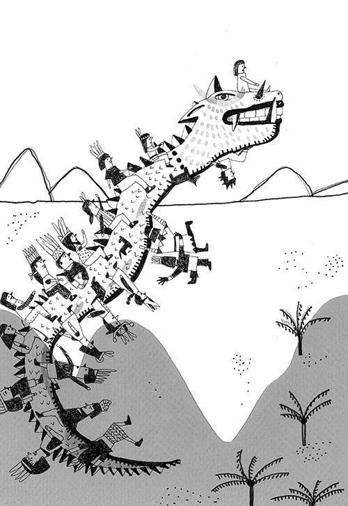cuando llega un dragon00002