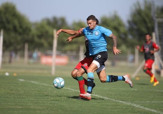 Pretemporada: Belgrano venció a Argentino Peñarol, con lo justo