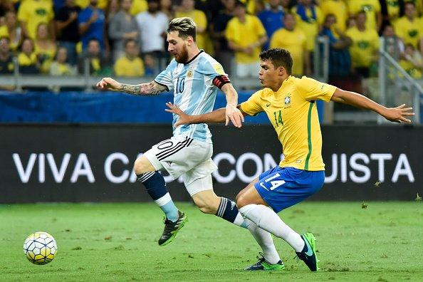 Copa América: Thiago Silva le respondió a Messi